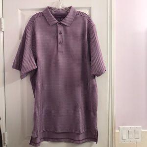 Bobby Jones Purple XL Polo Golf Shirt X-H20
